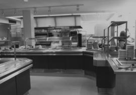 Conrad Grebel kitchen