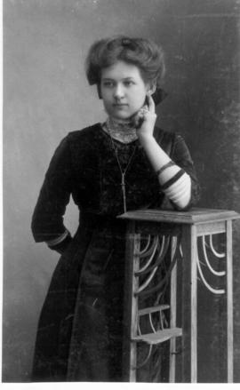 Nicholas J. Fehderau's second oldest sister,