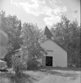 Chapel of Camp Arnes.