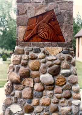 Mennonite Bicentennial Memorial, July 1, 1986.