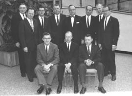 Executive committee of the General Conference Mennonite Church