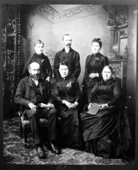 Copy of a Bingeman family portrait