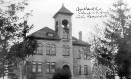 A school on Courtland Ave. in the 1890's and was