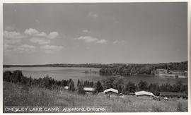 Chesley Lake Camp in Allendford, Ontario.