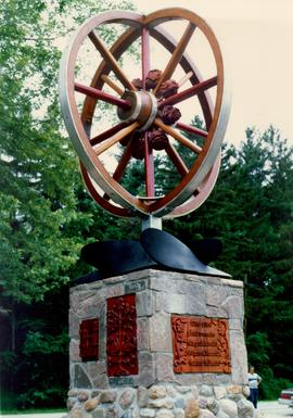 Mennonite Bicentennial Memorial July 1, 1986.