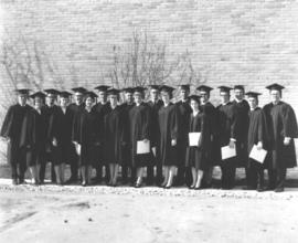 Canadian Mennonite Bible College graduates, 1966