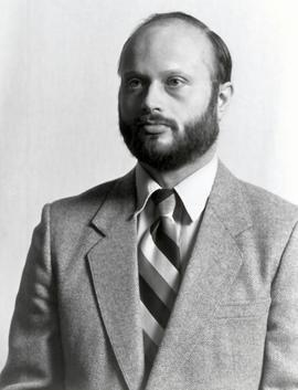 Gary Knarr, licensed minister in 1980