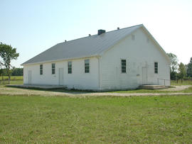 Martinfield Old Order Mennonite Church, two km