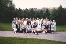 Elderhostel at Conrad Grebel, 1989