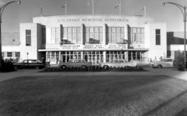 Kitchener Memorial Auditorium during Mennonite