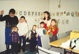 Petitcodiac Mennonite Church children's Sunday School