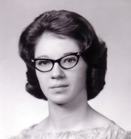 Home Economics teacher, 1966-67 at Rockway