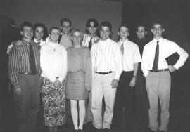 Conrad Grebel MEDA team, 1993