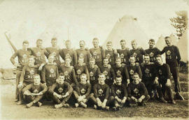118th Battalion ball team