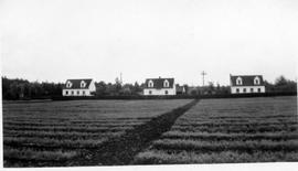 Green Timbers buildings and field