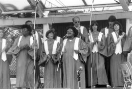 Diamond St. Mennonite Church Choir, Philadelphia,