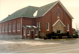 St. Jacobs Mennonite Church
