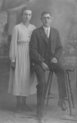 Annie and Willis Reesor