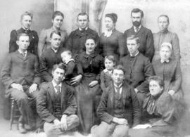 Chicago Mennonite Mission workers