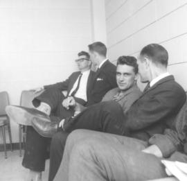 Canadian Mennonite Bible College dormitory lounge