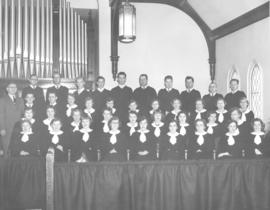 Waterloo-Kitchener United Mennonite Church choir
