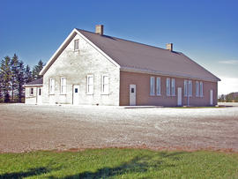 Goshen Mennonite Meetinghouse near Drayton,
