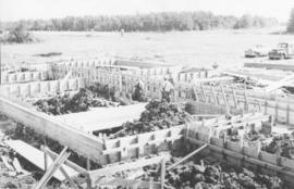 Canadian Mennonite Bible College construction