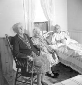 Residents at Craigholme, ...