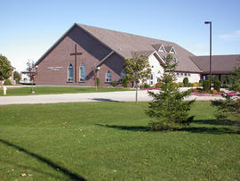 Community Mennonite Fellowship in Drayton, Ontario