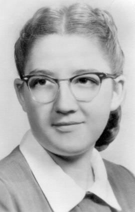 Mildred Bontrager. Ontario Mennonite Bible School