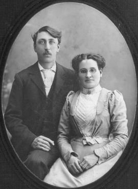 Elias and Mary (Reesor) Barkey