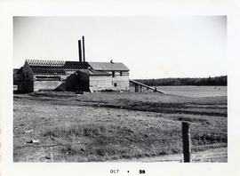 Brown and Rutherford Sawmill at Manigotogan