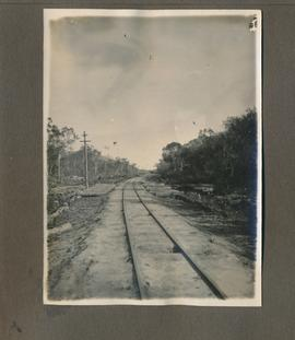 "edited ""Railroad from Puerto Casado to the colony, turn at Km 104."""