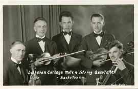 Lutheran College Mate and String Quartette
