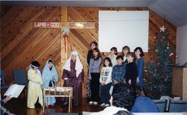 1996 Manigotagan Christmas program