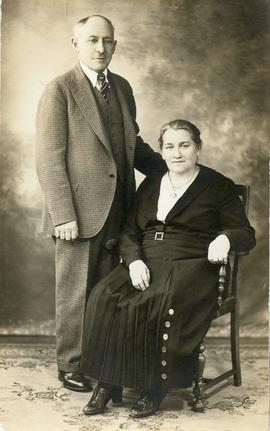 Mary Koop's parents