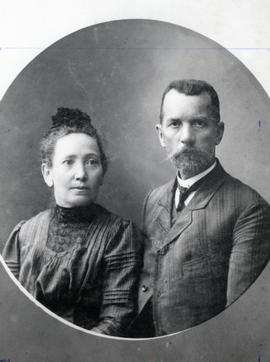 David Kroeger and wife
