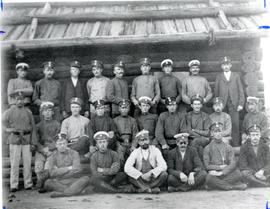 Voluntary Mennonite Red Cross workers, Russo-Japanese War