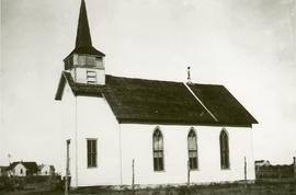 Arapaho Church