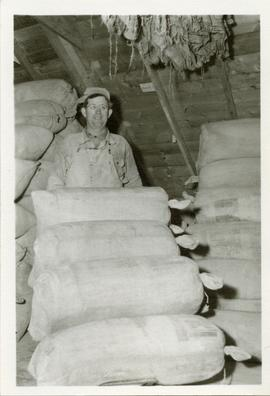 Staff in feed mill