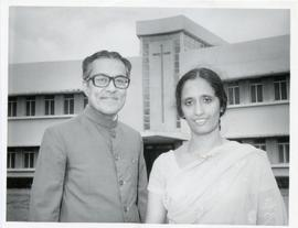 Dr. and Mrs. S.P. Athyal