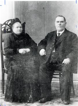Mr. and Mrs. Wilhelm Zacharias