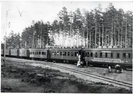 Red Cross train