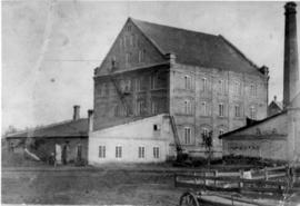 Flour mill of Peter Unger