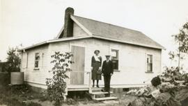 Peter & Mary's first house at 237 Mckay Ave -1934