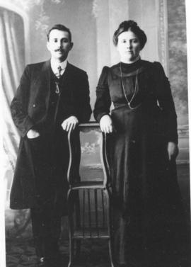 Gerhard and Anna Wiens