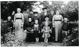 Abraham Boldt family of Sparrow