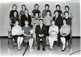 Princess Margaret School Staff 1962-1963