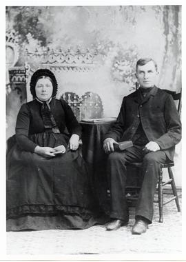 Jacob P. and Margaret (Penner) Friesen