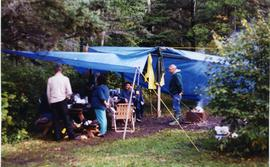 Campsite at Wanipigow